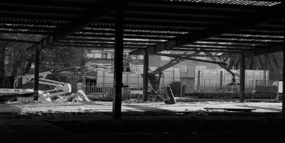 Artículos procedentes de demoliciones