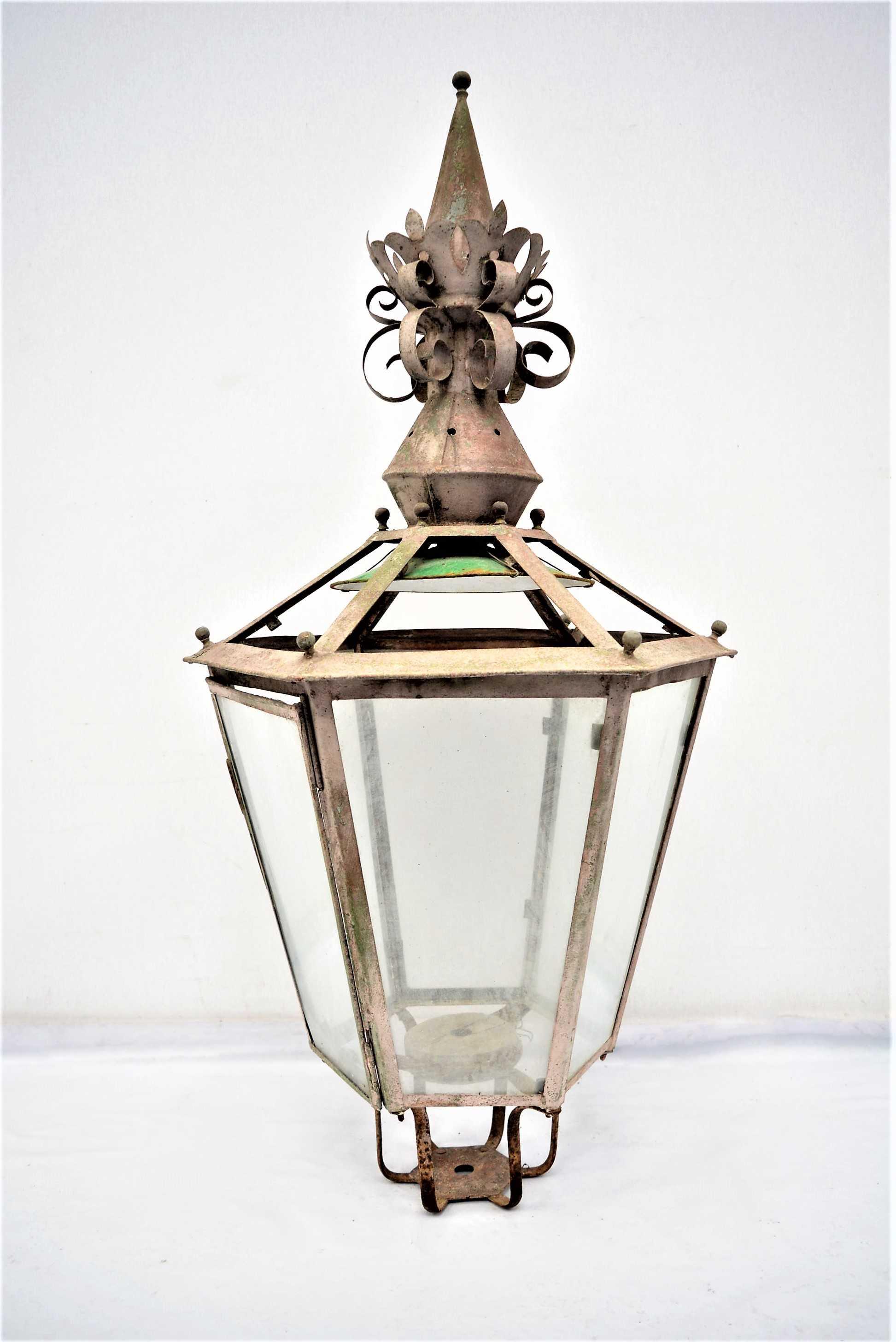 LAMPARA ANTIGUA