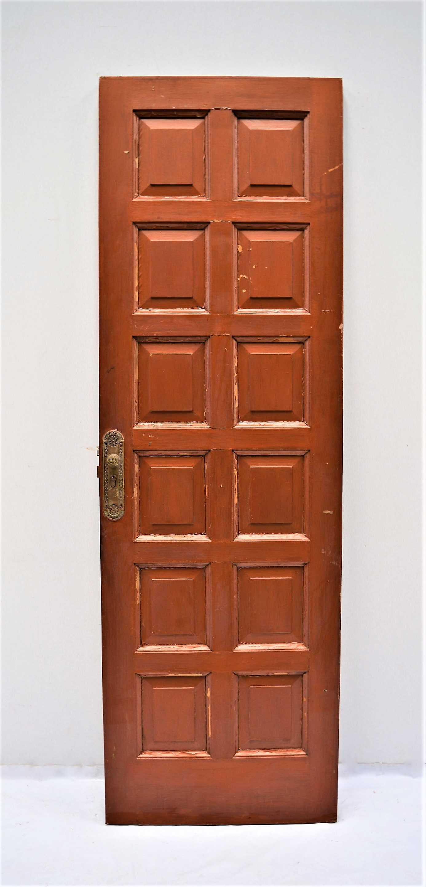 Puerta de madera for Demoliciones puertas antiguas