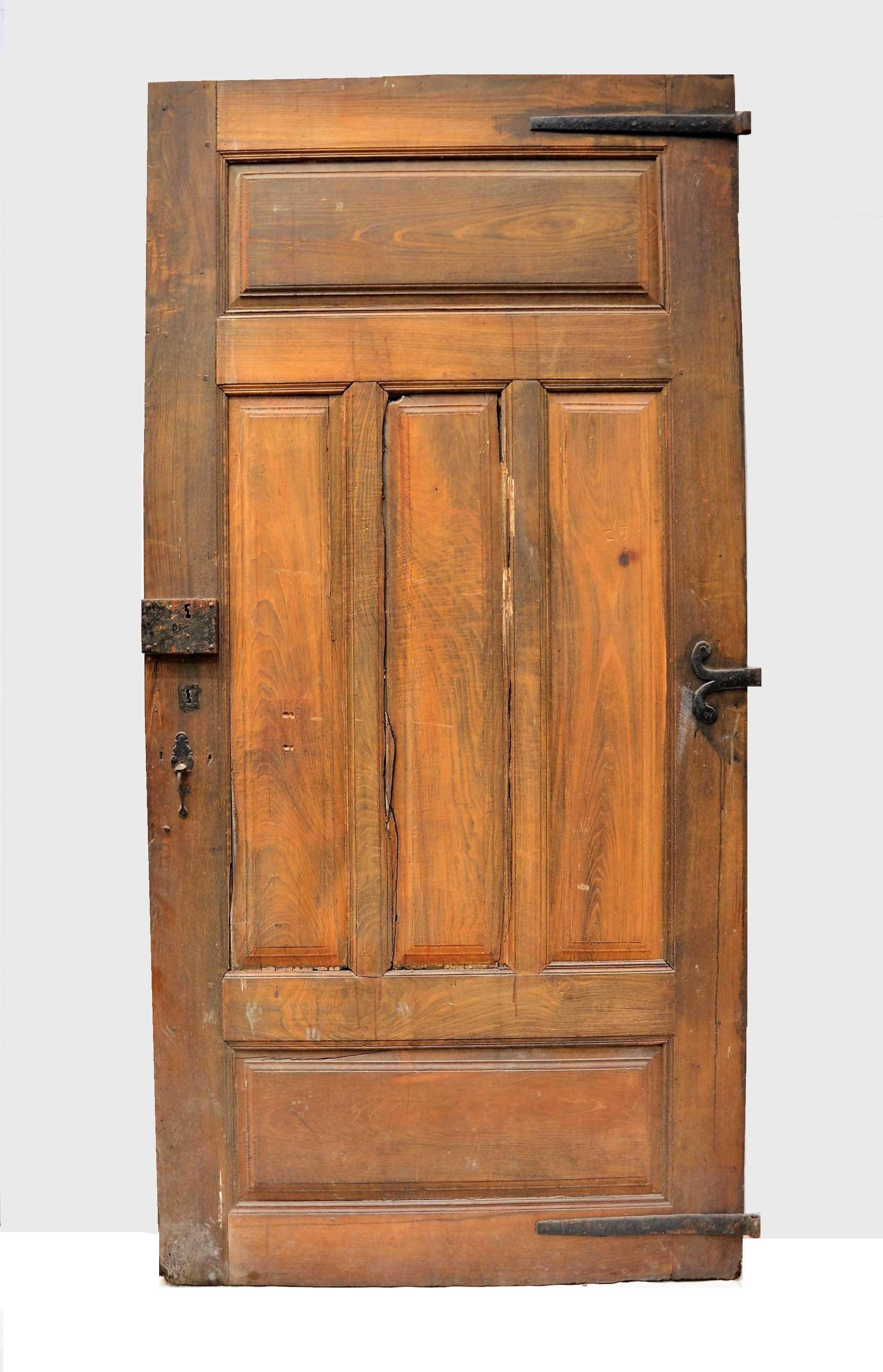 Porton de madera for Demoliciones puertas antiguas