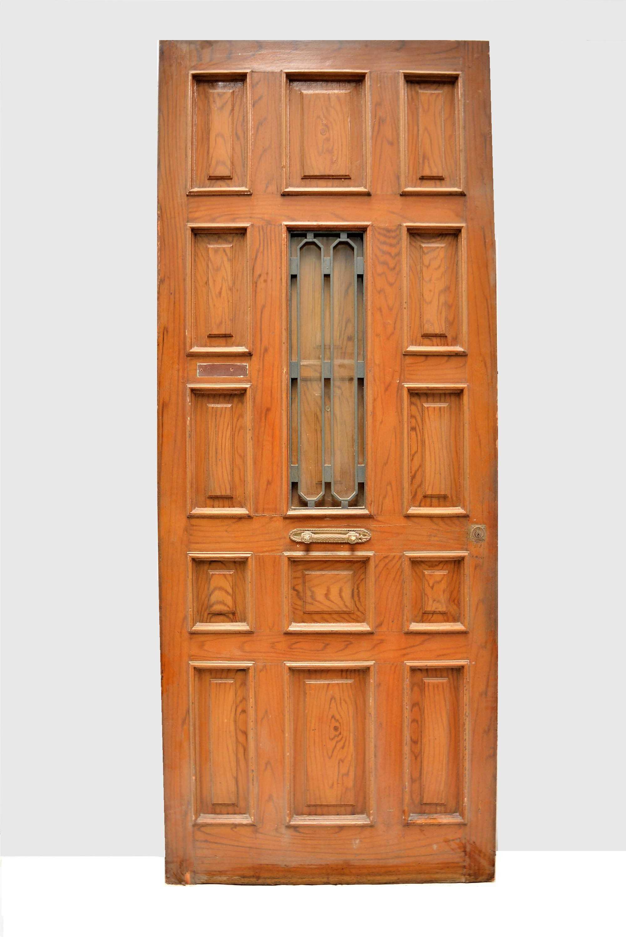 Porton de madera for Porton madera antiguo